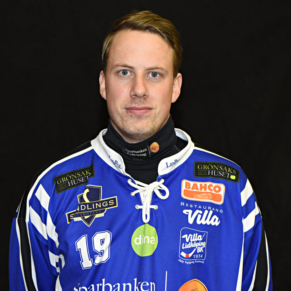 Christoffer Norin Anfall