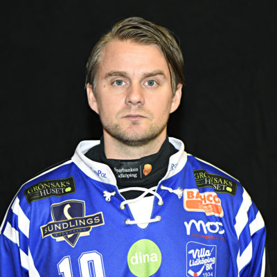 David Karlsson Anfall