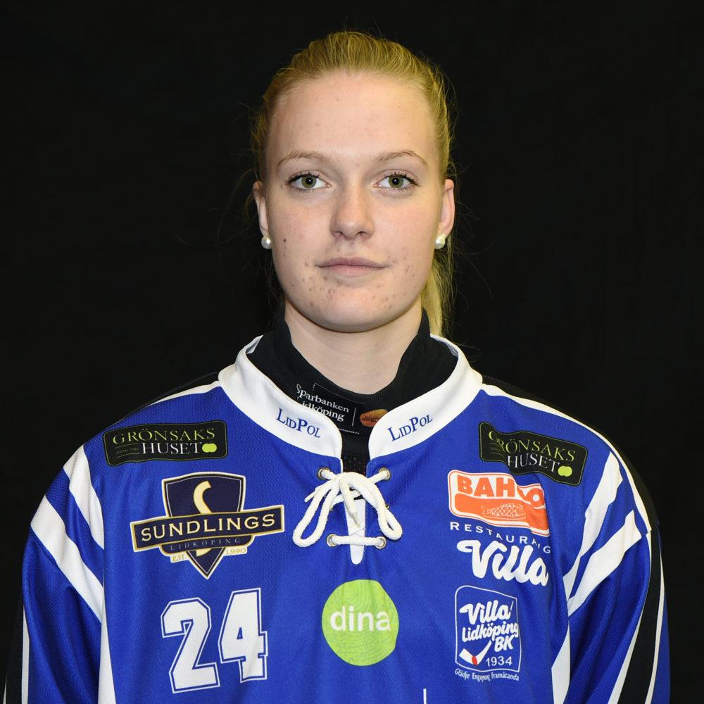 Emma Carlzon Försvar