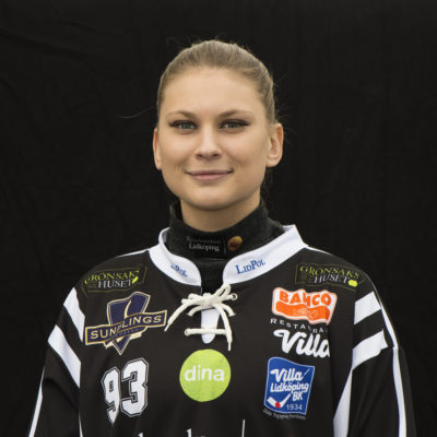 Felicia Kall målvakt