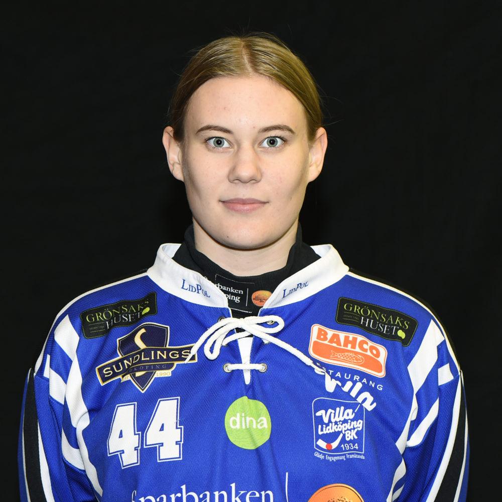Frida Wiklund Försvar