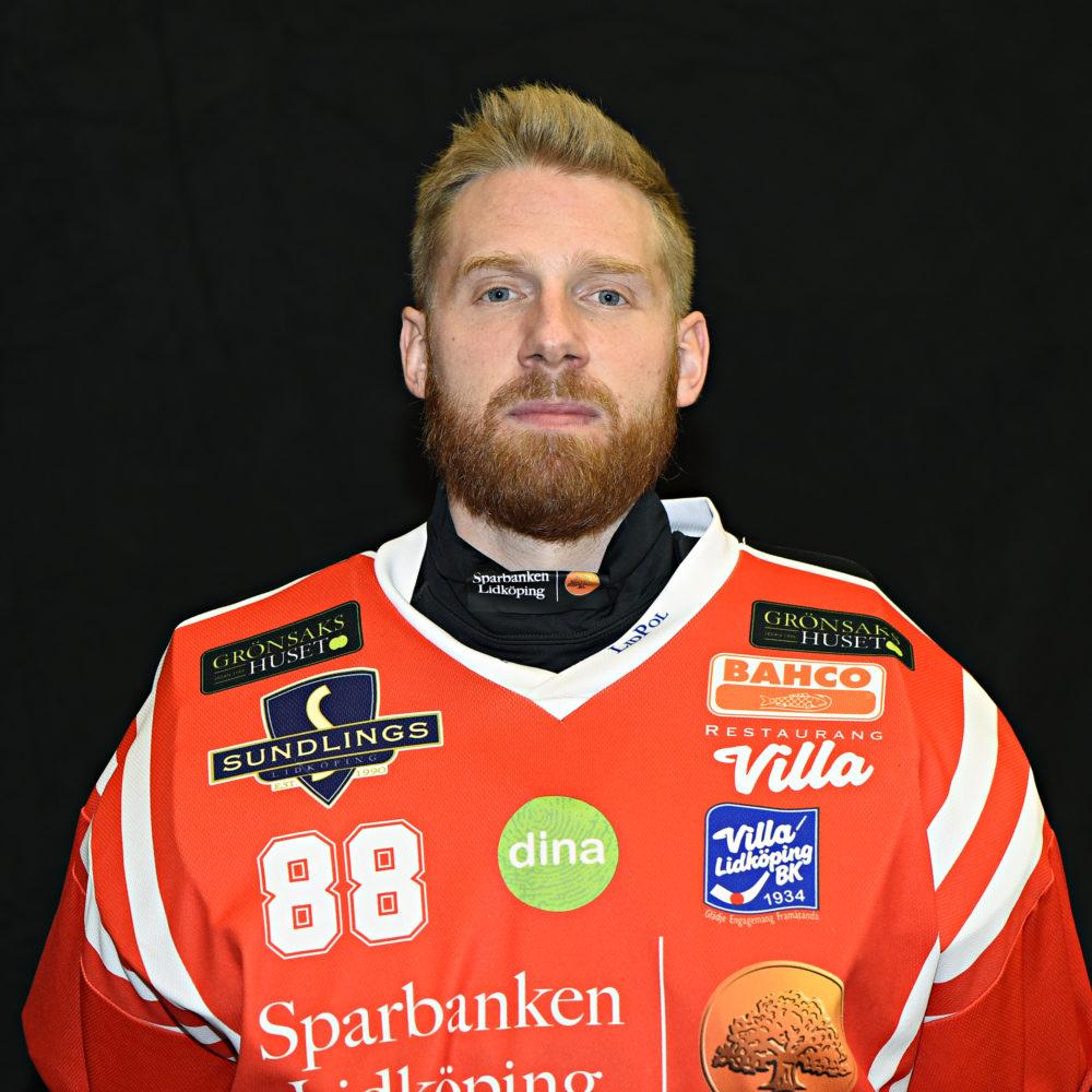 Jesper Thimfors Målvakt