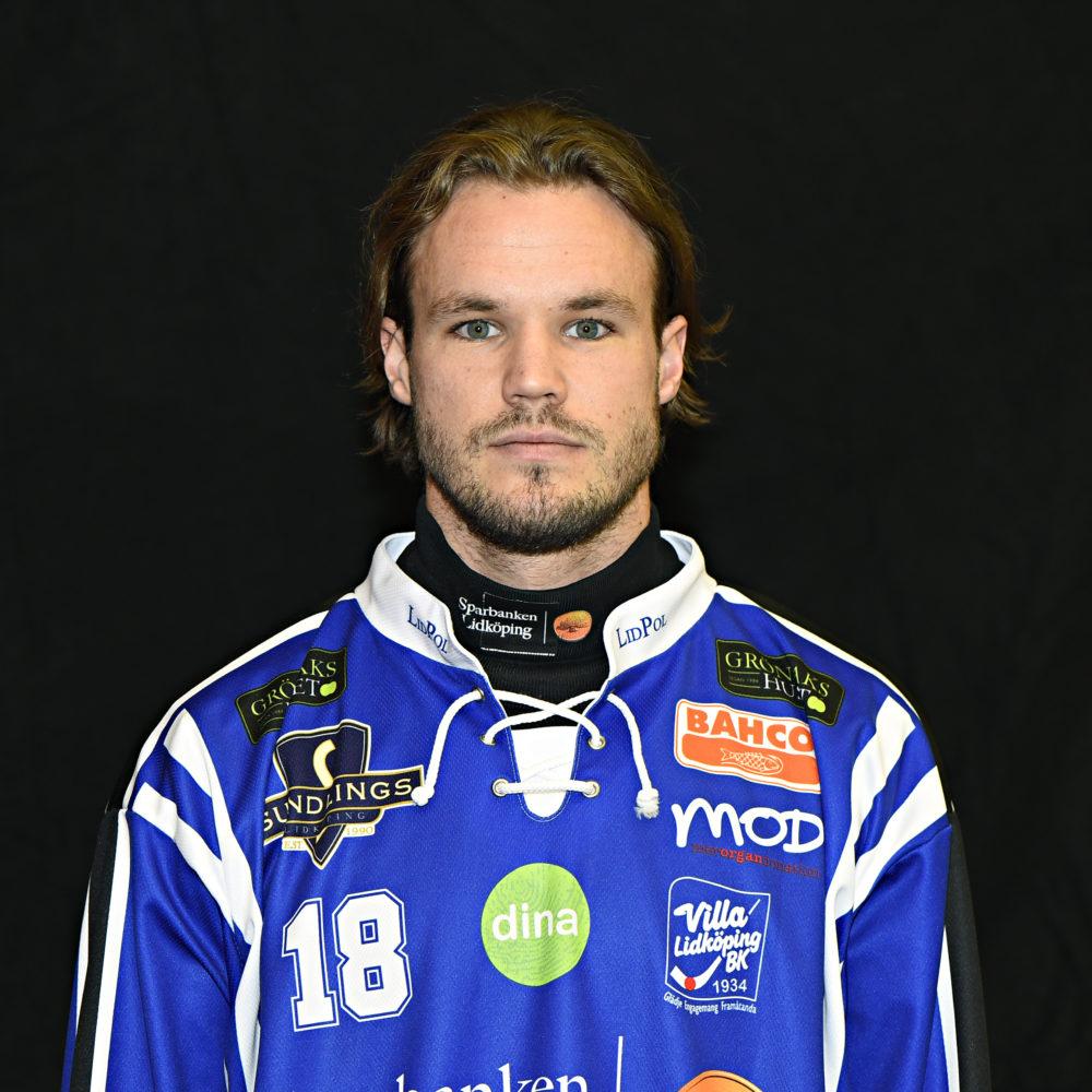 Joakim Andersson Anfall