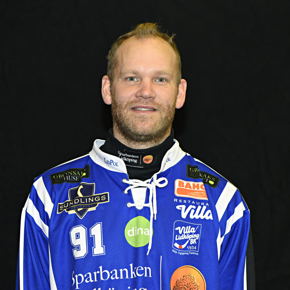 Johan Esplund Mittfält
