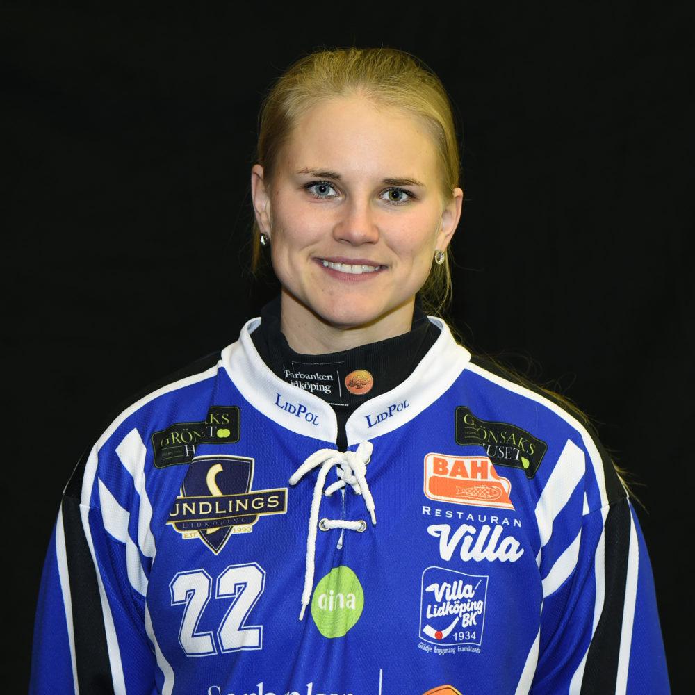 Lisa Östman Försvar