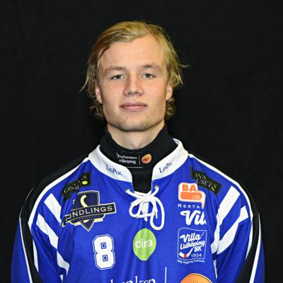 Ludvig Johansson Försvar