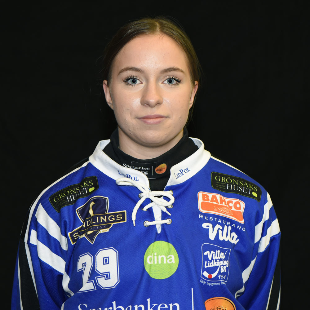 Maja Hellqvist Anfall