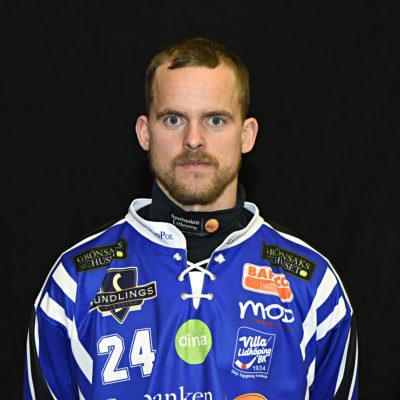 Martin Johansson Försvar