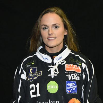 Pernilla Elardt Målvakt