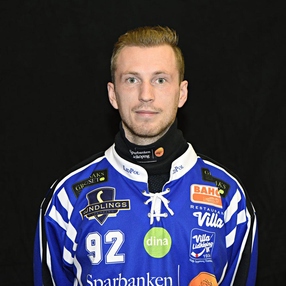 Petter Björling Försvar