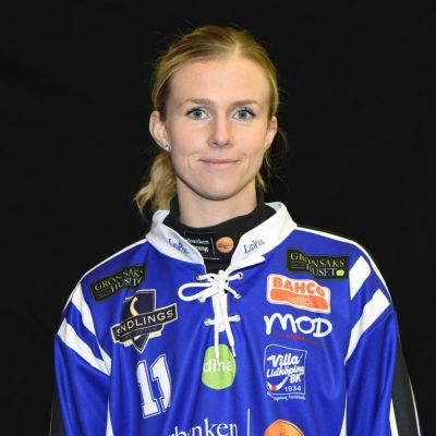 Sara Bergwall Försvar