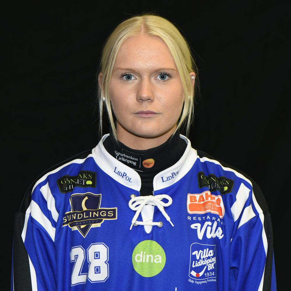 Sofia Eriksson försvar