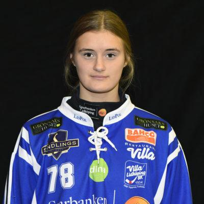 Viktoria Karlsson Försvar