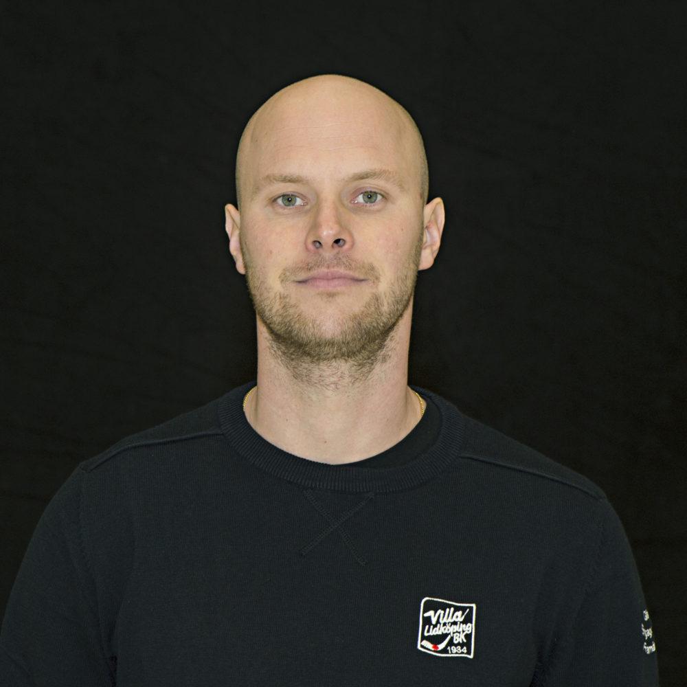Tobias Backman