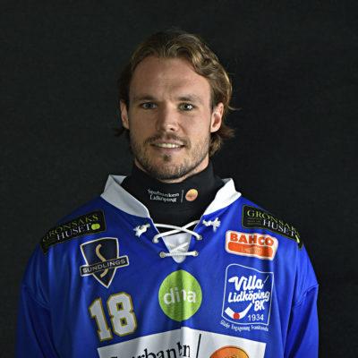 18 Joakim Andersson