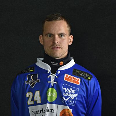 23 Martin Johansson