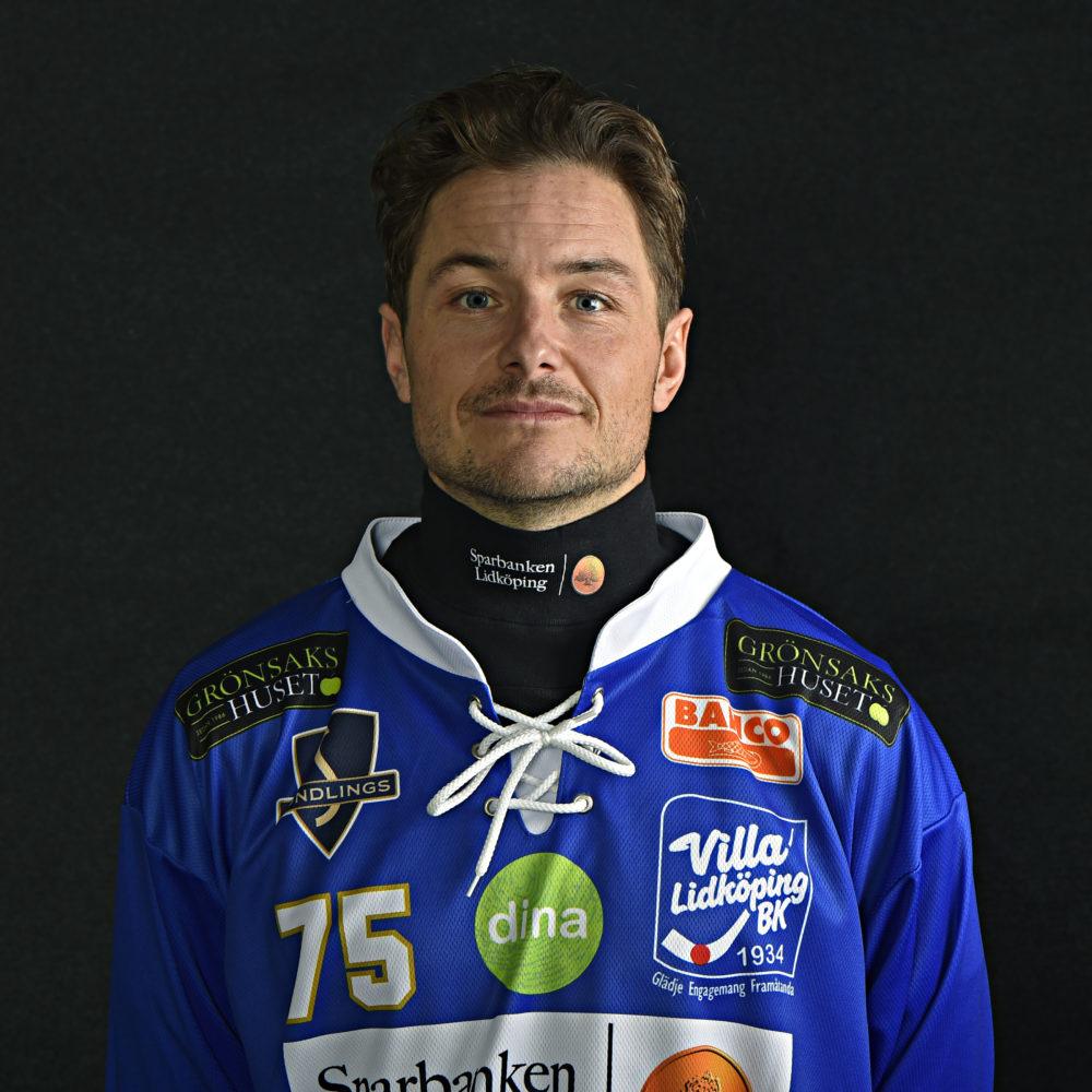75 Jesper Eriksson