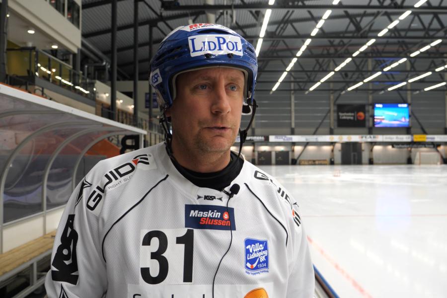 Johan Sixtensson tumme
