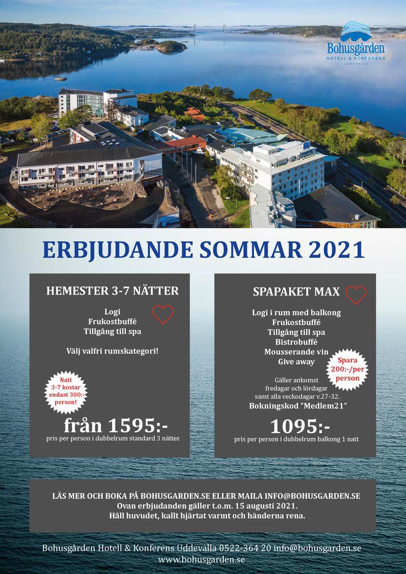 Medlemserbjudande sommar 2021